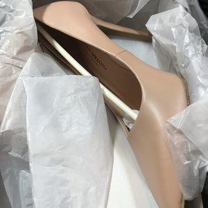 Christian Siriano nude heels